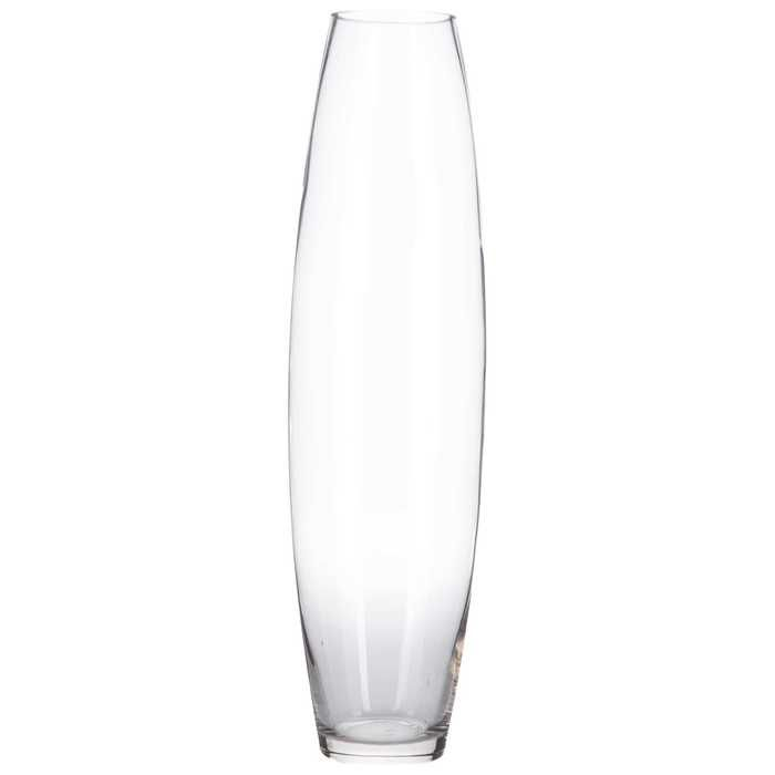Tapered Cylinder Glass Vase Clear Glass Vases Glass Vase Hobby
