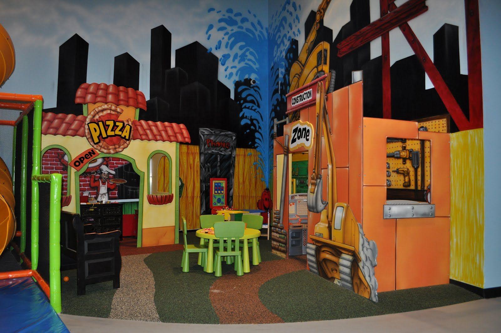 Covenant Church Indoor Playground Worlds Of Wow Blog Tiny - Church nursery wall decalsbest church nurserychildrens church decor images on