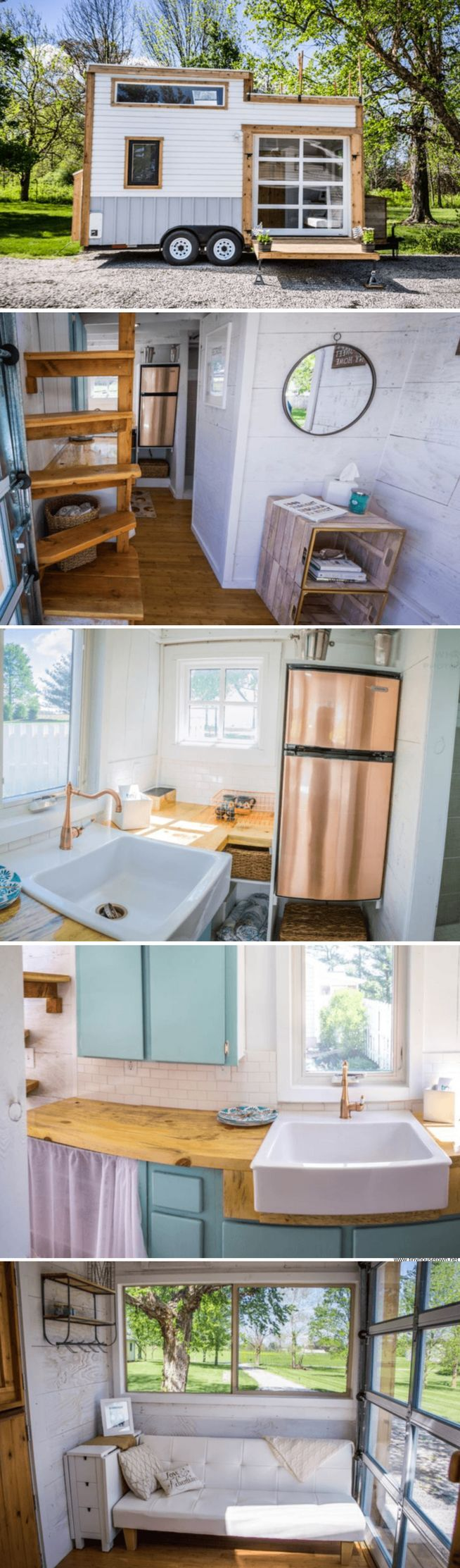 A Beautiful Modern Tiny House Available For Sale In