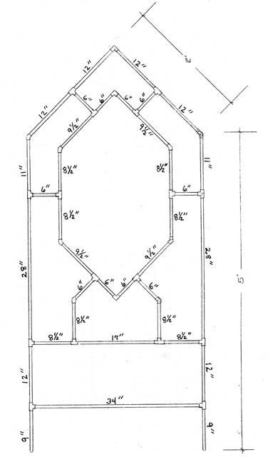 tuteur trellis plans woodworking projects plans stuff to try