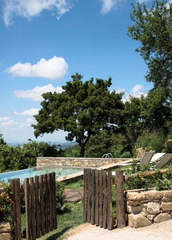 When you travel to #Tuscany, enjoy a pleasant stay at Hotel Monte Verdi for spectacular views in a cozy boutique hotel.