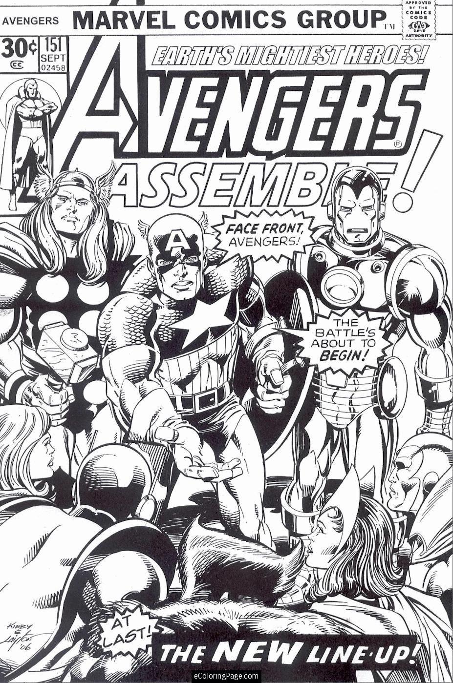 schön marvel avengers ausmalbilder zum ausdrucken  top