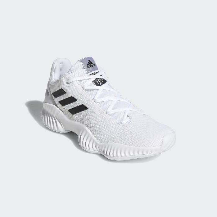 Pro Bounce 2018 Low Shoes | Basketball shoes for men, White