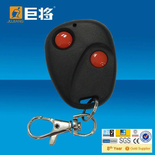 Rf Universal Long Range Garage Door Remote Control Alarm For Security Home System Jj Rc C1 Remote Control Garage Door Remote Control Universal Remote Control