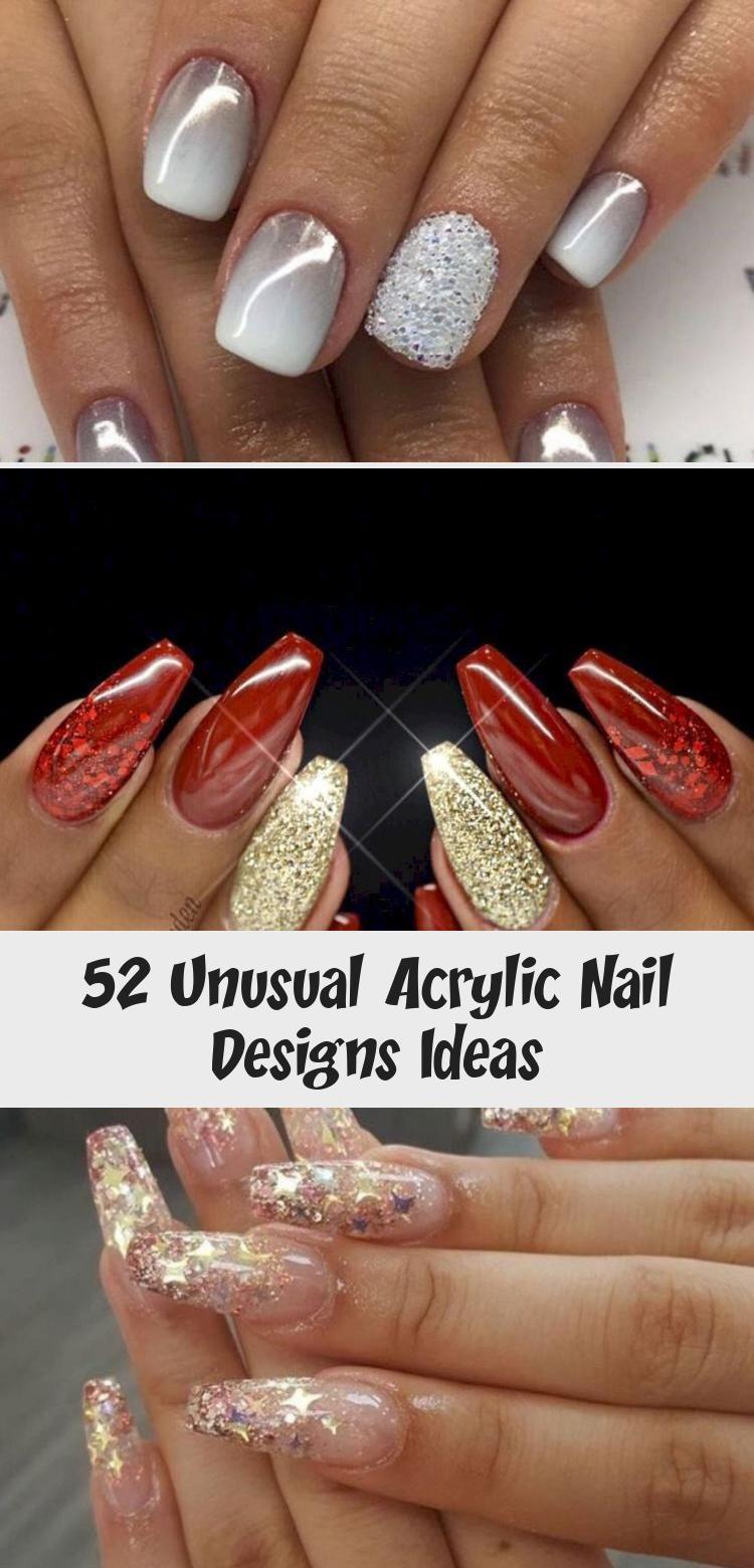 52 Unusual Acrylic Nail Designs Ideas Nail Art In 2020 Silk Wrap Nails Nail Designs Nails
