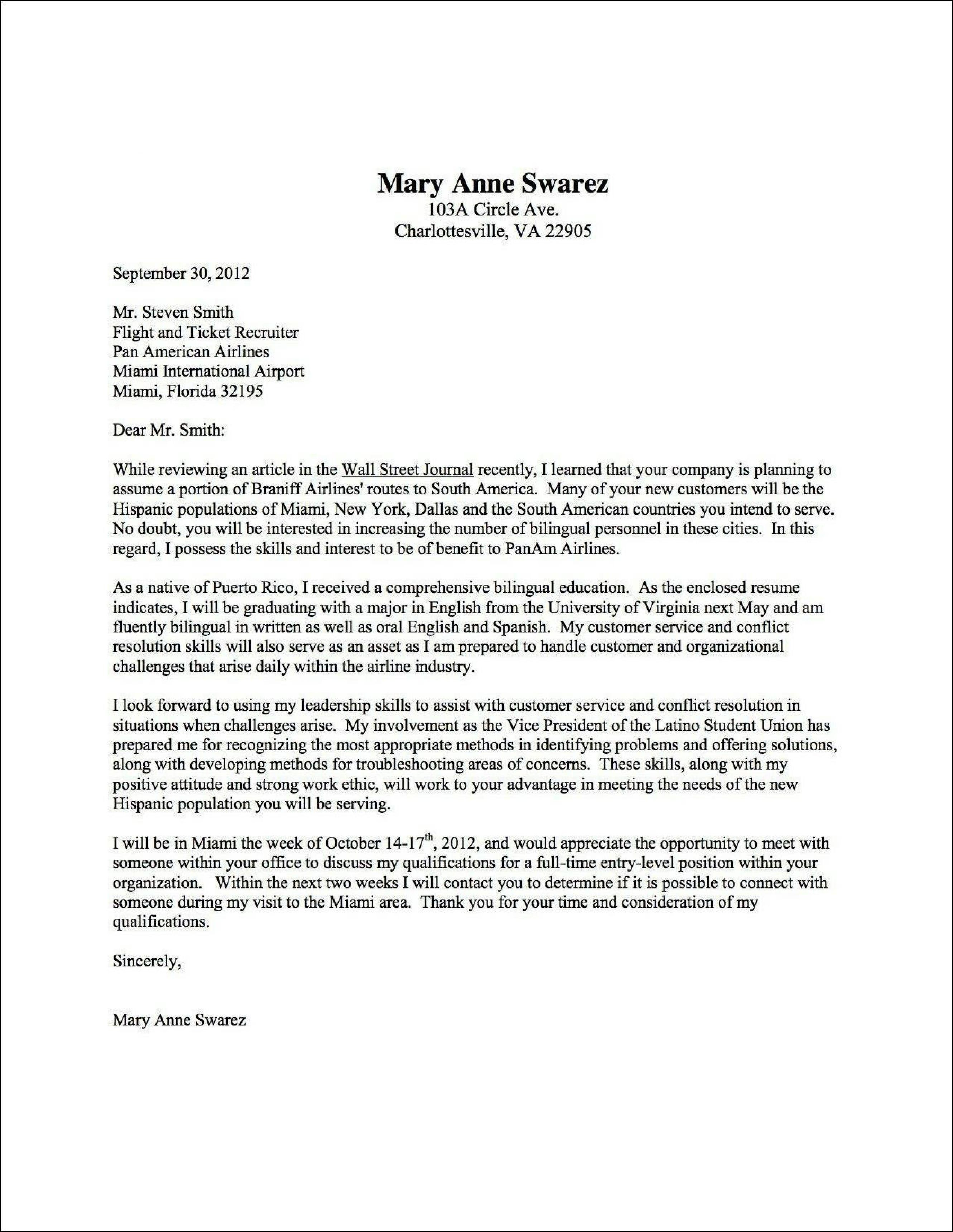 Cover Letter Template Examples from i.pinimg.com