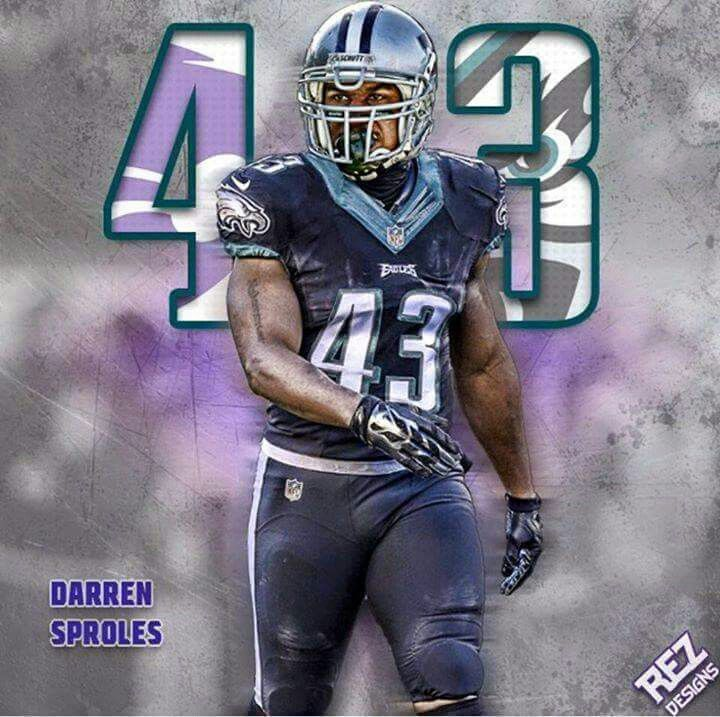 Darren Sproles and Nic... ...