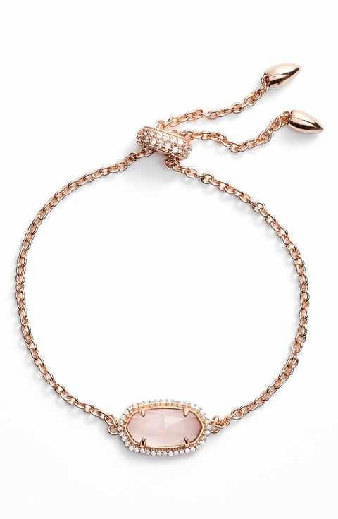 Kendra Scott Elaina Pavé Bracelet