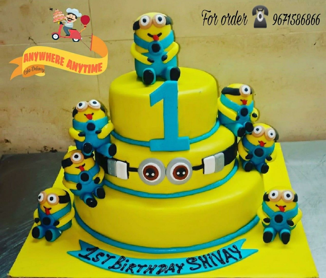 Special Birthday Cake For Kids Available In Multiple Flavours Order Us 09671586866 Celebrate Kidsjoy