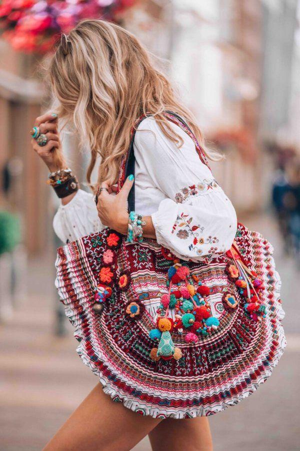 That fabulous boho bag