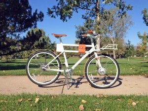 Faraday Porteur Review Prices Specs Videos Photos Electric Bike Review Ebike Bike