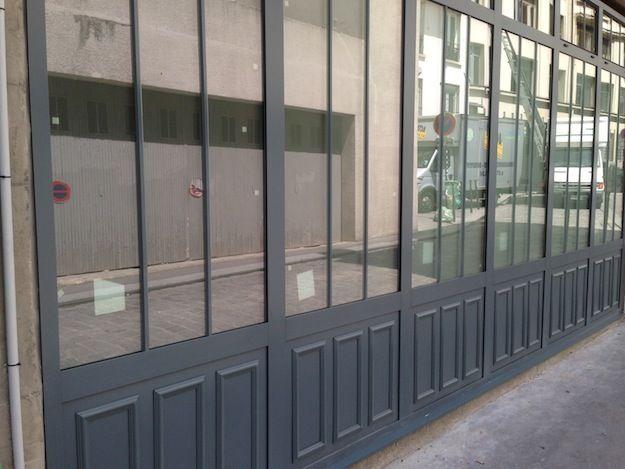 aluminium veranda fabricant de devanture en aluminium pour magasin devanture en aluminium. Black Bedroom Furniture Sets. Home Design Ideas