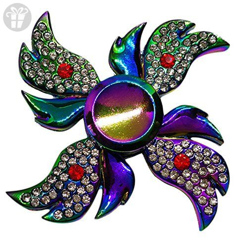Phoenix Diamond Fid Spinner Toy Stress Relief Hand Spinners ADD