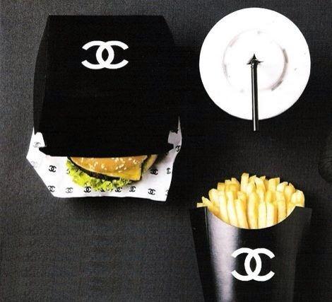 Chanel Burger