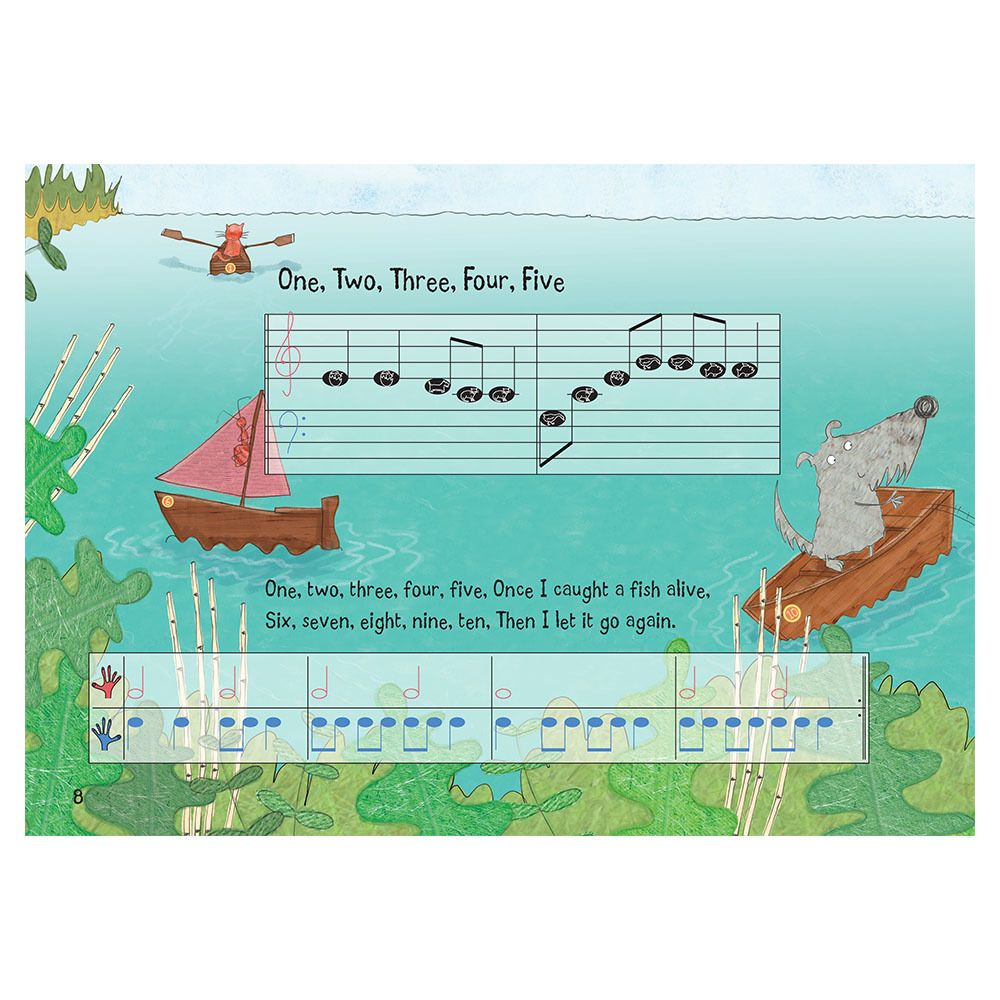 Nursery Rhyme/Famous Melodies