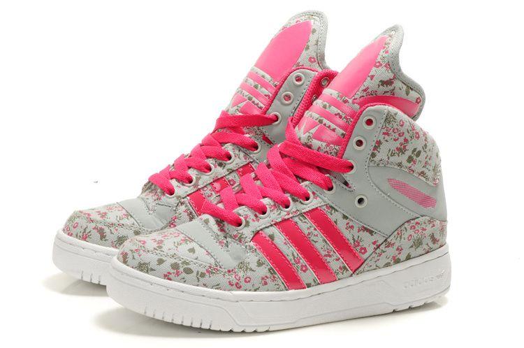 adidas m attitude monogram women's shoes pink