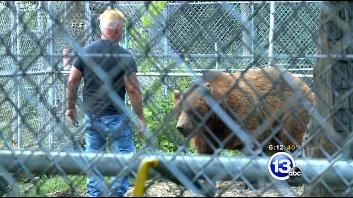 Supporters of Tiger Ridge Exotic Animals take their case to the State.  Kenny Hetrick's daughter Corrina traveled with a group of about a dozen supporters to the Ohio Department of Agriculture in Reynoldsburg just East of Columbus, where the confiscated animals are being held.