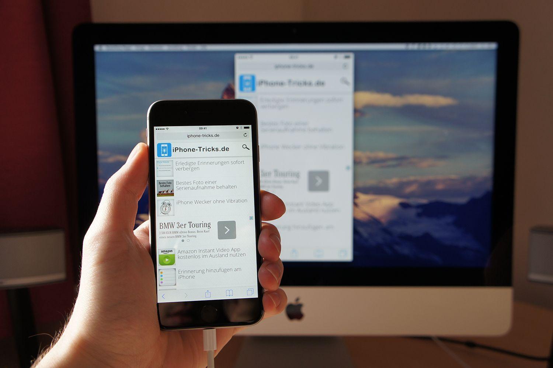 Ihr Wollt Euren Iphone Display Screen Auf Einen Mac Ubertragen Wir Zeigen Euch Wie Das Geht Und Wie Ihr Den Bildschirm Aufnehmen Konnt Displayscreen Iphone Hacks Galaxy Phone Iphone