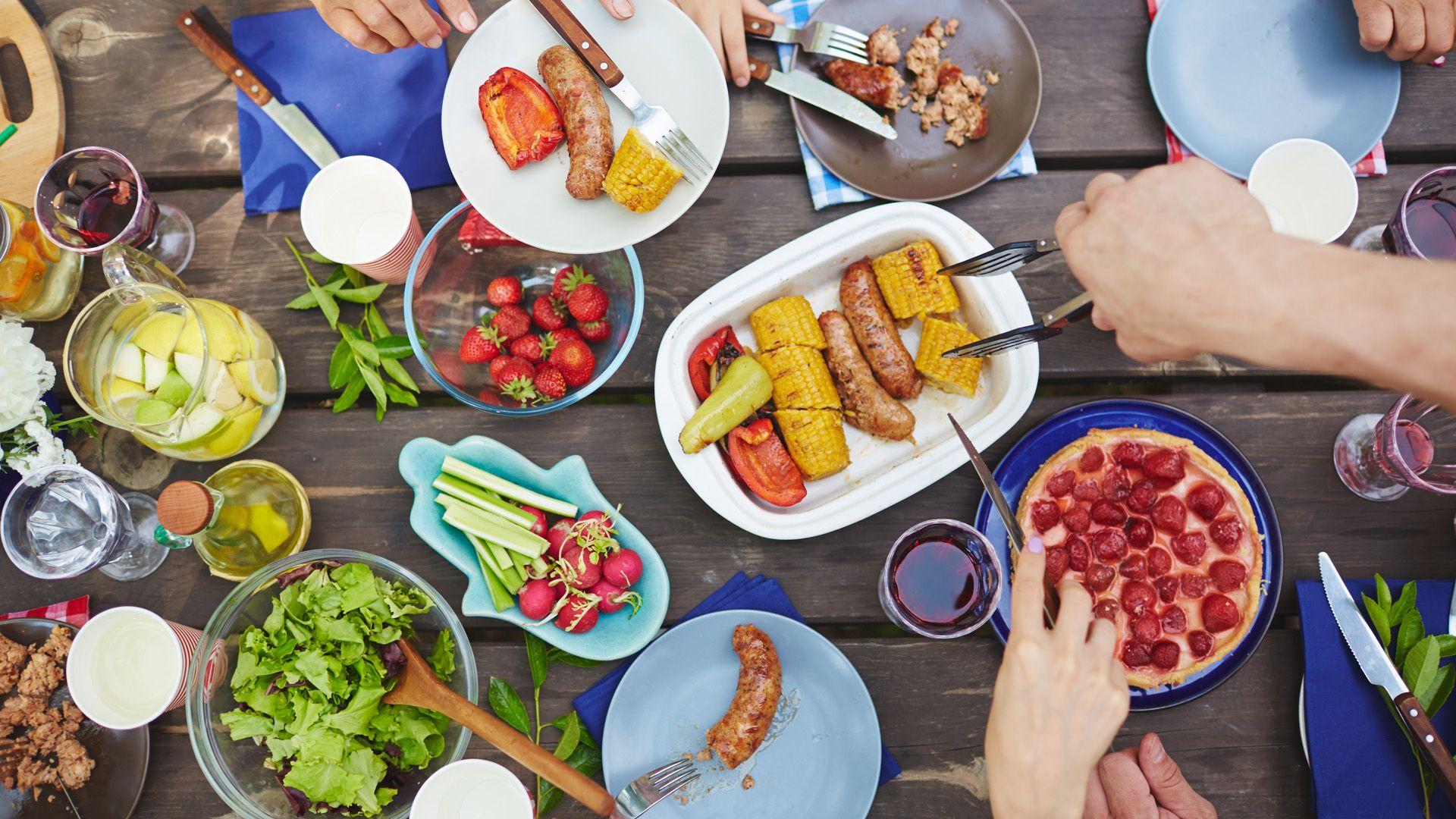 Quick tipps f r die gartenparty party gartenparty - Gartenparty essen ...