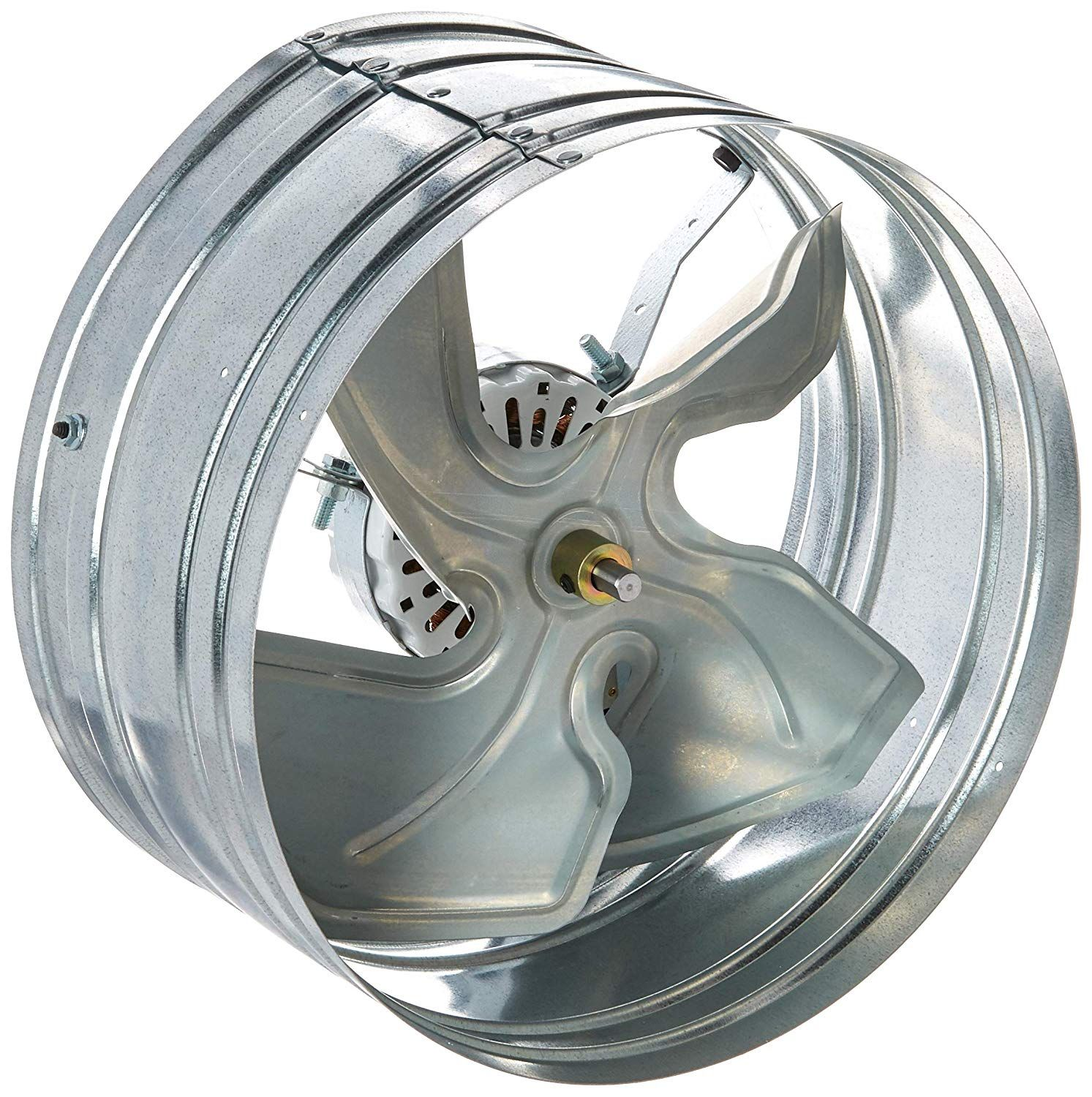 Broan 353 Gable Mount 120 Volt Powered Attic Ventilator 1020 Cfm See This Great Product This Is An Affiliate Link Broan Attic Fans Metal Roof