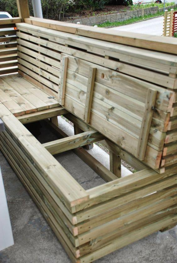 platsbyggd soffa altan - Sök på Google #deckfurniture ...