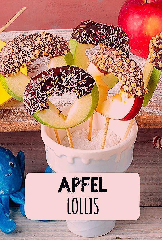 Photo of Apfel-Lollis
