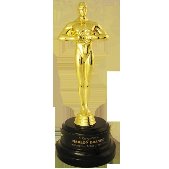 Oscars Trophy Png Oscar Trophy Trophy Png