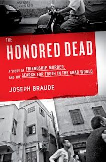 The Honored Dead by Joseph Braude.  Braude who is a Jewish Iraqi delves into the police apparatus of Morocco. A non-fiction book that reads like a page-turning mystery. A good read to get insight into the conflicts of Muslim culture and police authority in a North African kingdom.