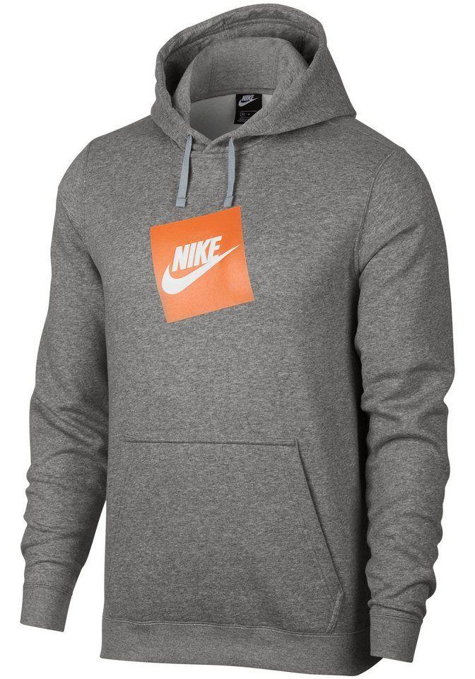 Nike Sportswear Kapuzensweatshirt »NSW HBR HOODIE PO FLEECE