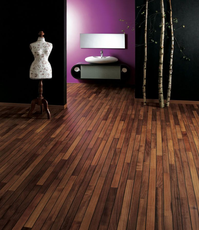 Iroko Solid Hardwood Floor Waterproof Navylam Design Parquet Ideen Bodenbelag Holzbeize Holzwandgestaltung