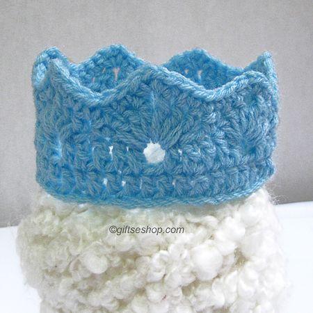 Crochet Crown Pattern For Boy Costumes Pinterest Crochet Crown