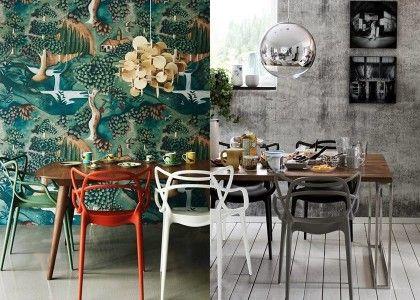 Masters Chair Kartell Meuble Design Mobilier De Salon Et Living Room Decor Apartment