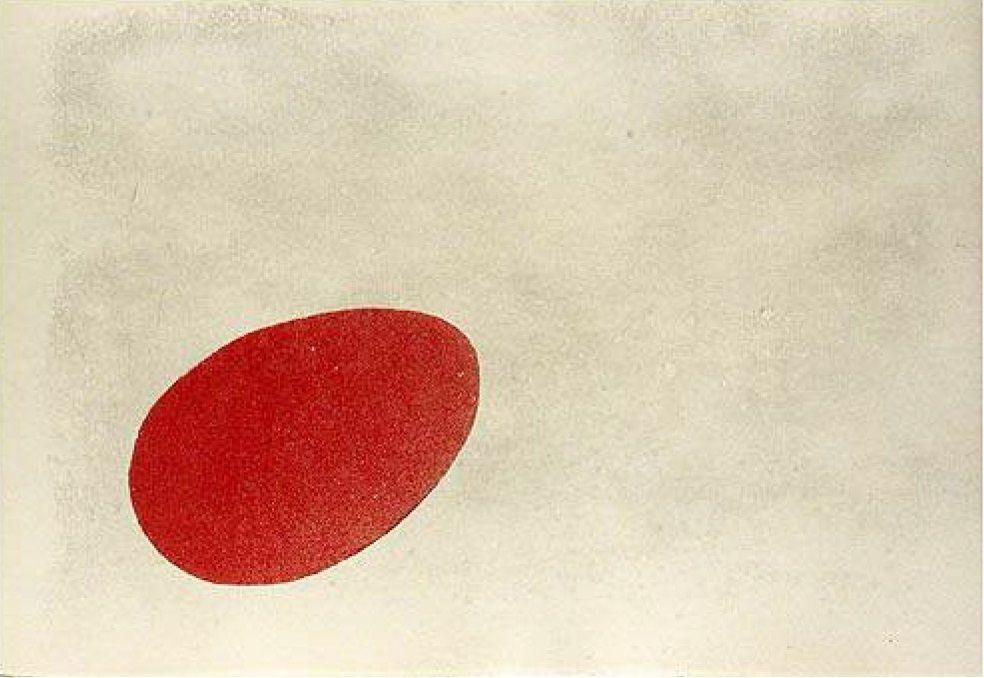 Canto del sol - Joan Miró