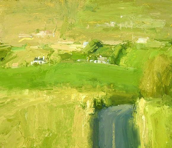 Pae Green Paintings