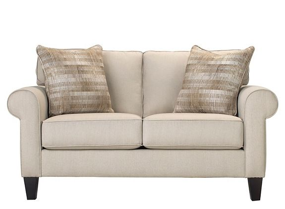 Langston Loveseat By Sunbrella Loveseats Raymour And Flanigan