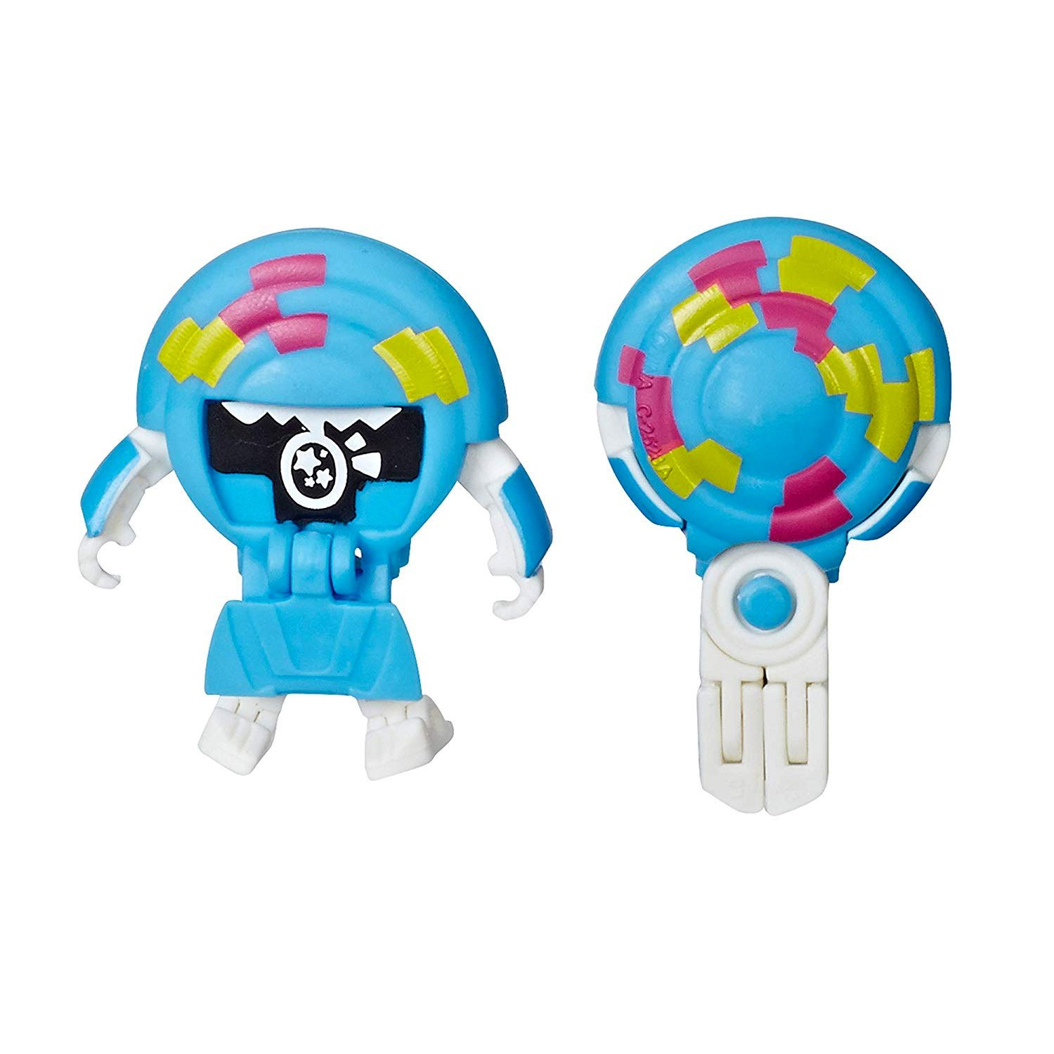 Transformers Botbots Series 2 Lolly Mints Figure NEW