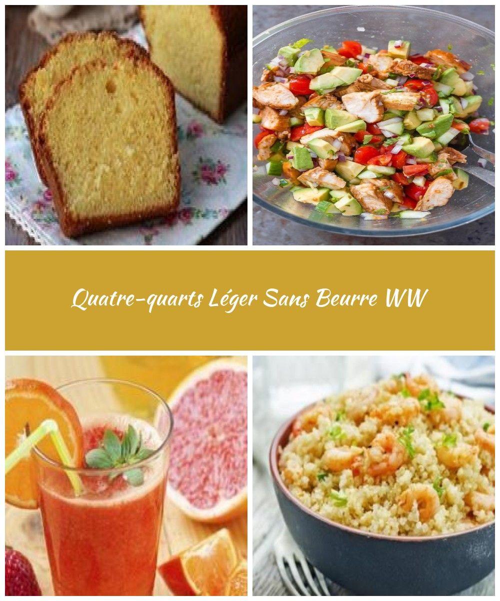 Le quatre-quarts d'origine est une recette simple avec, comme son nom l'indique, 1/4 de farine, 1/4 d'œuf, 1/4 de sucre en poudre, et 1/4 de beurre. Cette version est un peu différente, et très légère, elle est sans beurre! Voici la recette du quatre-quarts léger sans Beurre WW. Ingrédients pour 8 parts: – 3 SP … diet minceur Quatre-quarts Léger Sans Beurre WW #quatrequart