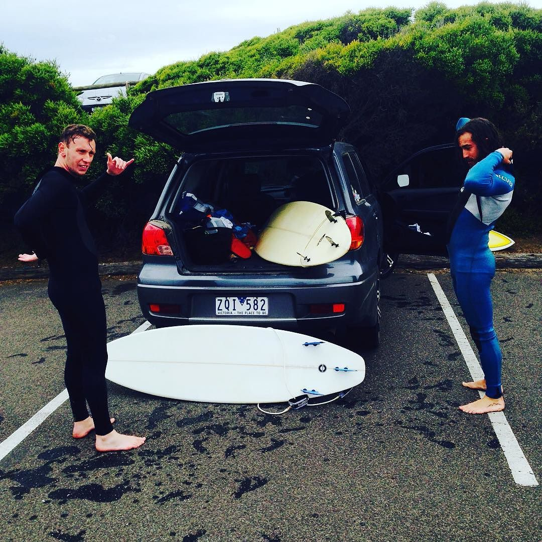 Getting amongst the swell #JanJuc #gonepaddling #  by damiankielbaska http://ift.tt/1X8VXis