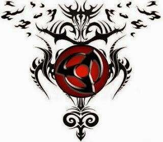 Sharingan Tattoo Designs Might Get This On My Spine