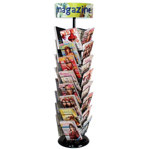 15 Awesome Magazine Spinner Rack Photograph Ideas