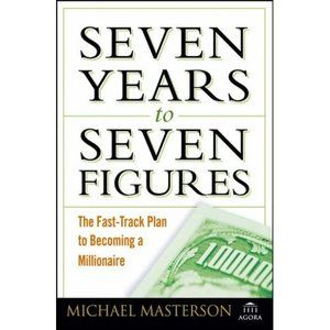 I just finished reading a great book by Michael Masterson (the pen name for Mark Ford) called Seven Years To Seven Figures – The Fast-Track Plan To Becoming A Millionaire.  Rather than write out a lengthy review, I shot this quick video to share my thoughts. I hope you like it. #7years
