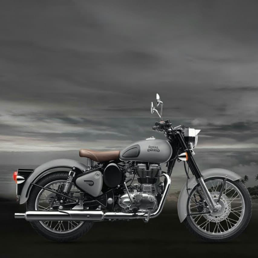 Image May Contain Motorcycle Royal Enfield Royal Enfield