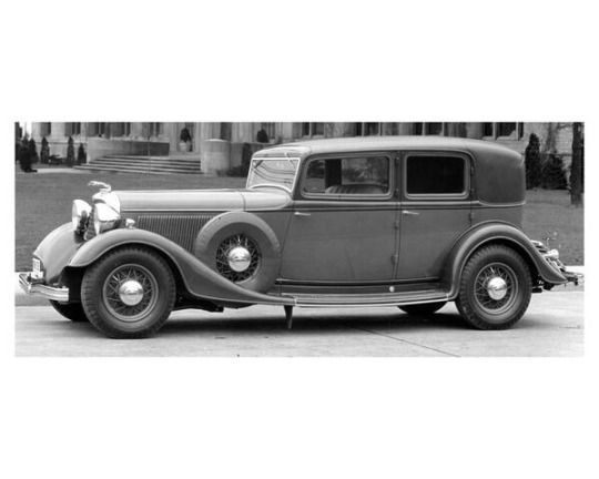 A very elegant 1933 Lincoln model K Berline by Judkins. | Los ...