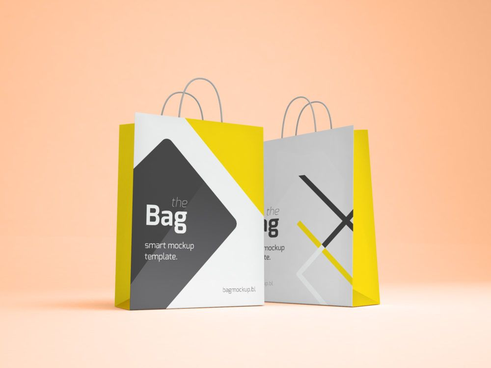 Download Shopping Bag Mockup Free Mockup Bag Mockup Mockup Template Mockup Free Psd