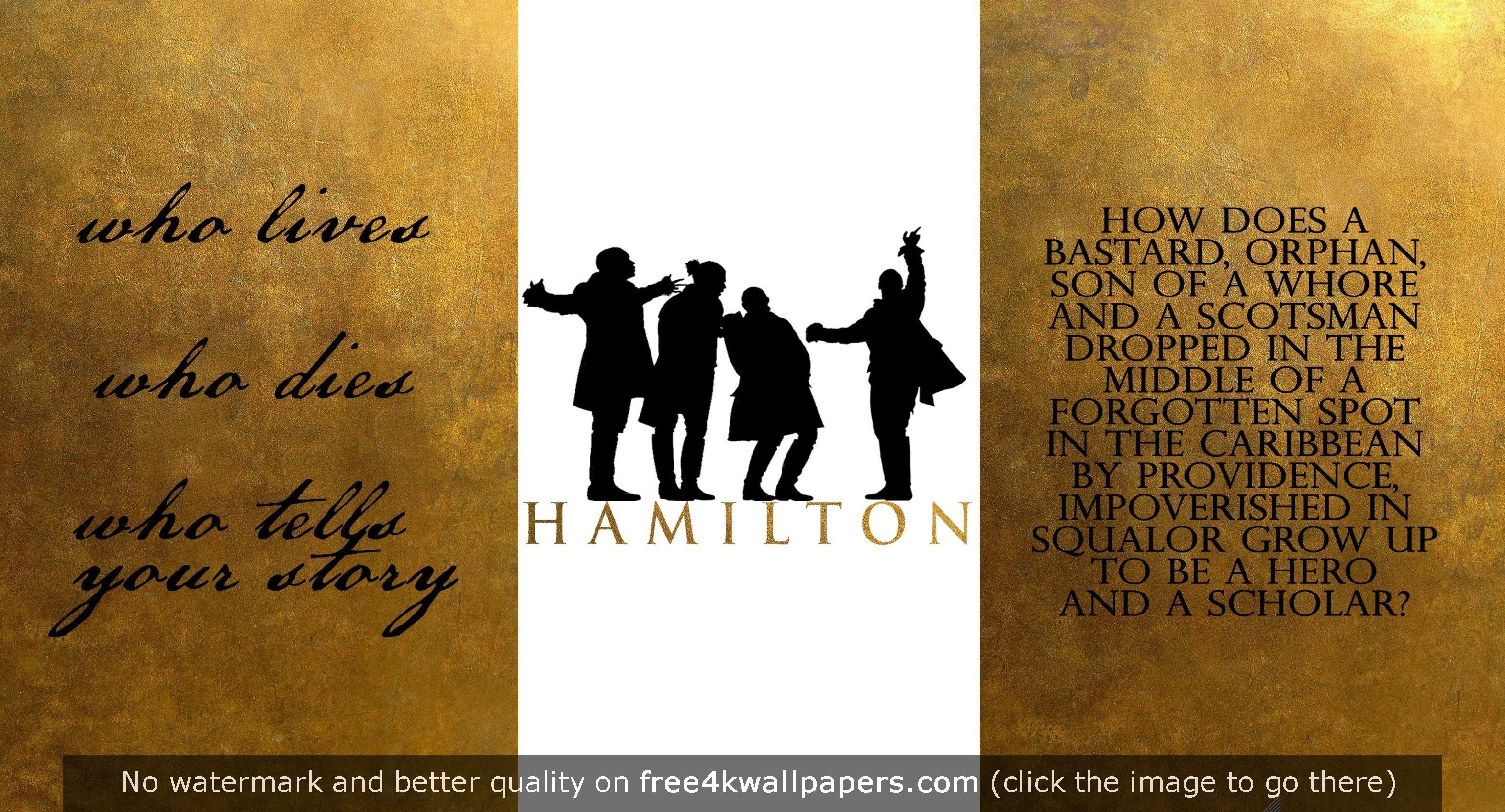 78+ Hamilton Musical Wallpapers on WallpaperPlay Musical