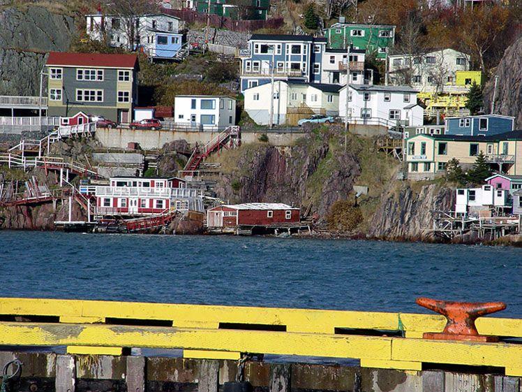 Lower Battery - St. Johns, Newfoundland