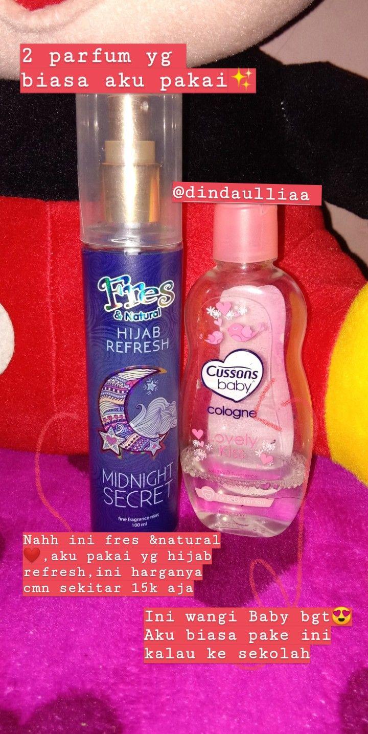 Parfum Aku Wewangian Perawatan Kulit Produk Makeup