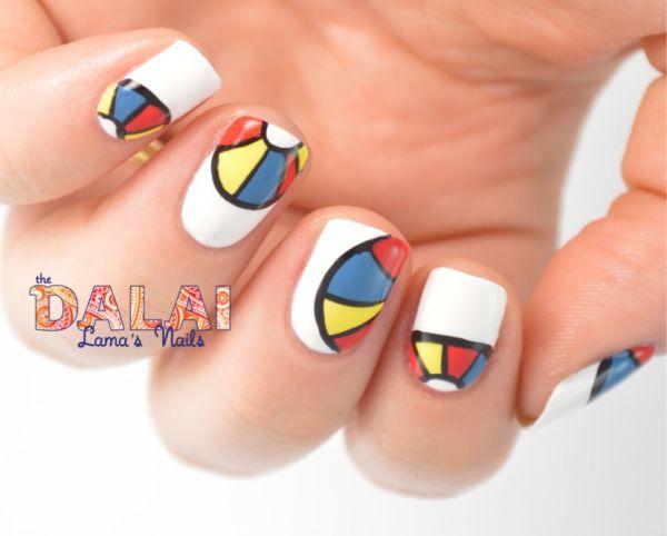 dalai lama's nails digital