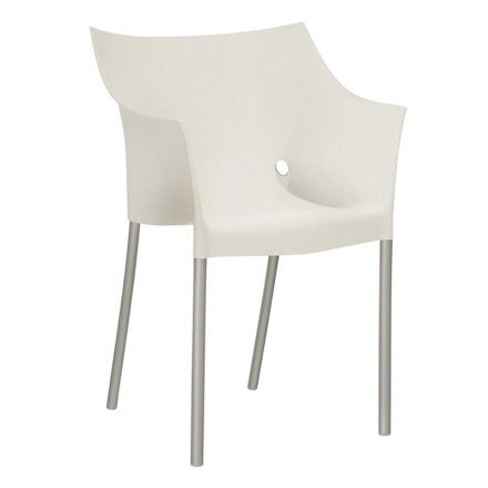 Dr No Chair by Kartell Philippe Starck Contemporary Dining