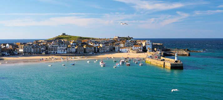 St Ives, Cornwall, UK, Been there done that.